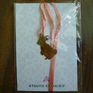 ATELiER ATSUYO ET AKiKO Rabbit Necklace